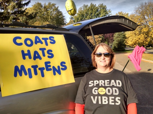 First Event - Coats&Hats&Mittens collection