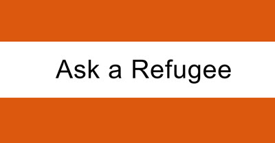 Ask a refugee picture