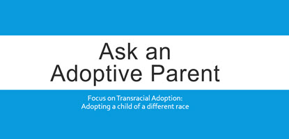 Ask a Transracial powerpoint picture