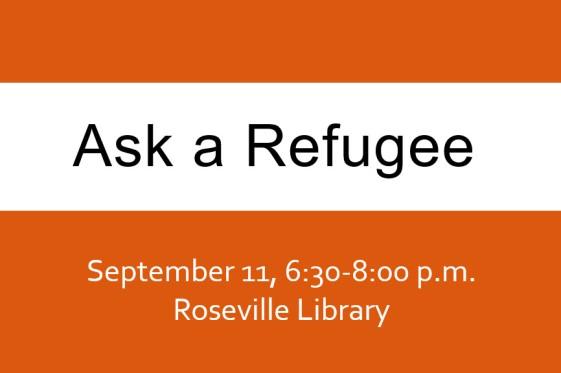 Ask a refugee website pic