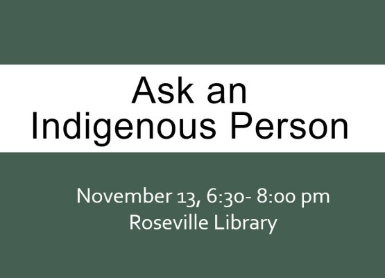 Ask indigenous person website